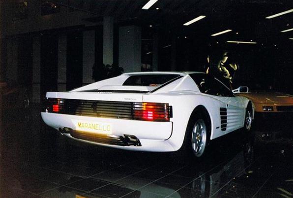 80's Ferrari Testarossa