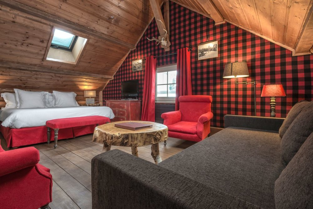 Lodge Park Hotel - Megeve, France
