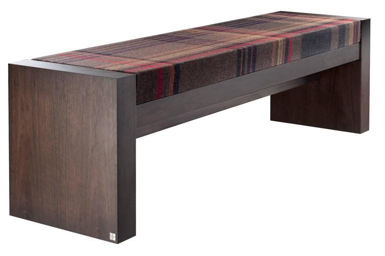 Frank Carfare designed Nolita bench