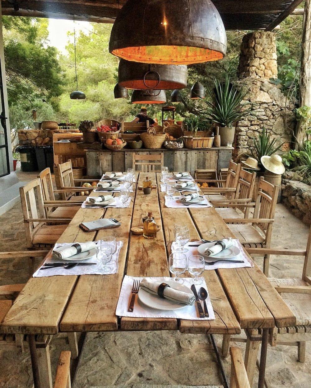 La Granja Hotel - Ibiza, Spain