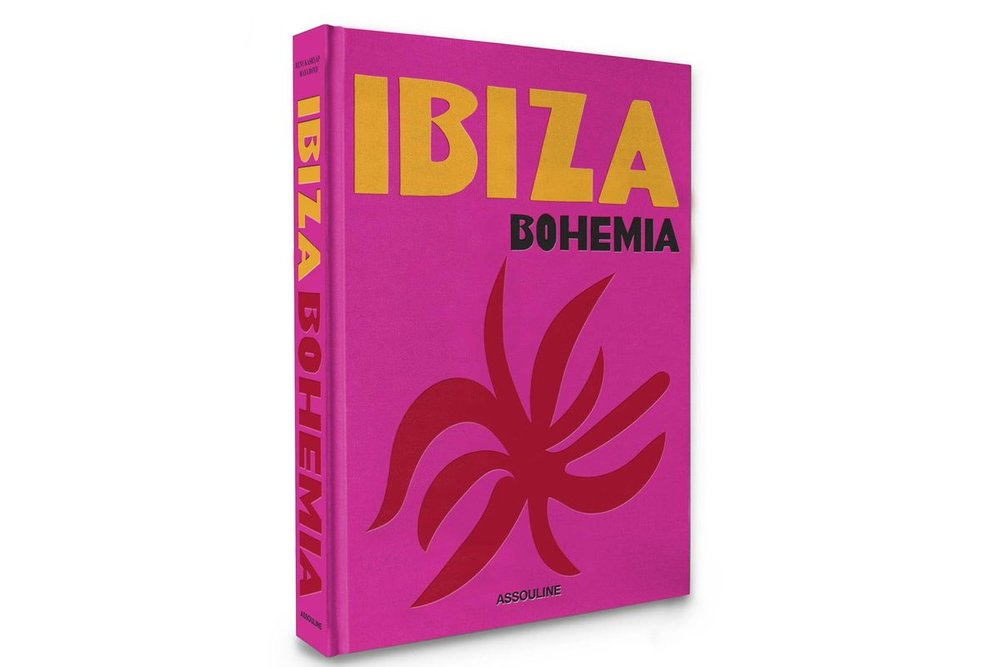 Coffee Table Book by Assouline - Ibiza Bohemia