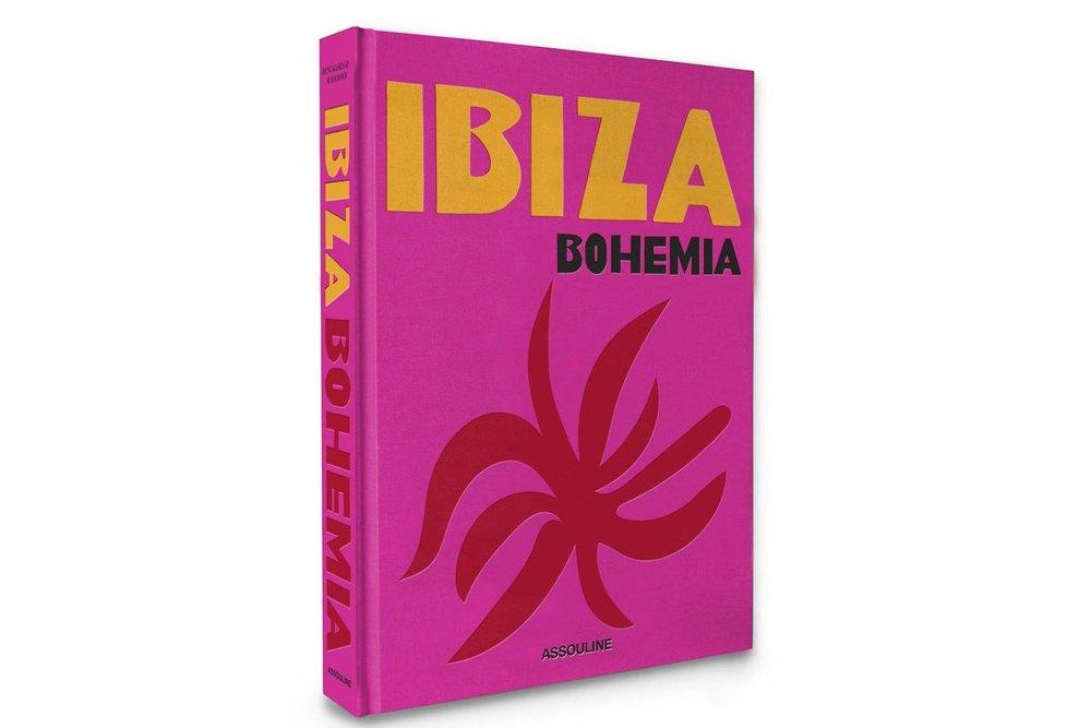 Coffee Table Book by Assouline - Ibiza Bohemia