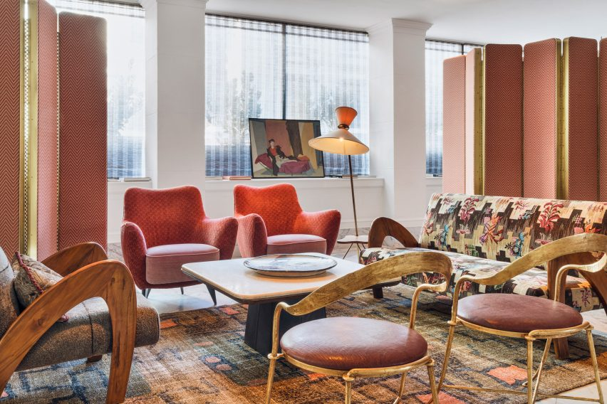 Kelly Wearstler designed : Hotel Proper - San Francisco, CA