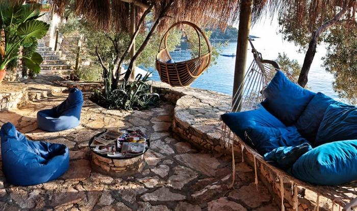 Hotel Villa Mahal - Kalkan, Turkey