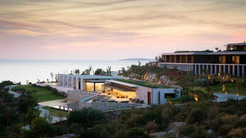 The Six Senses Kaplankaya Hotel - Milas, Turkey