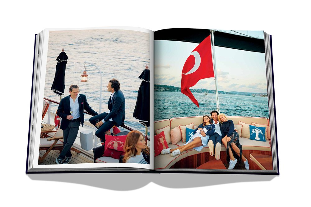 Bosphorus Private Coffee Table book - Assouline Publishing 2018