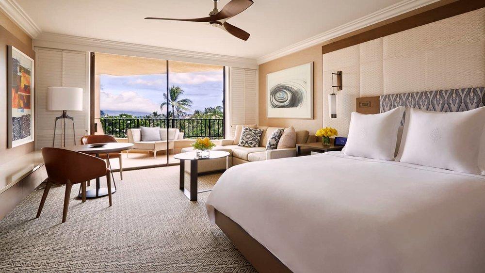 Four Seasons - Maui, Hawaii