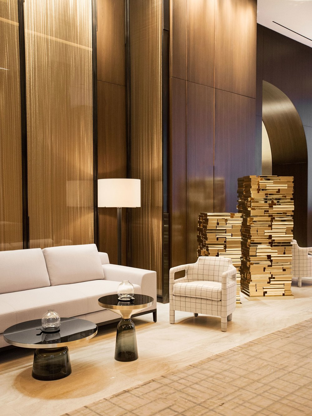 The Four Seasons Hotel Downtown - New York, New York