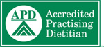 Accredited Practising Dietitian APD