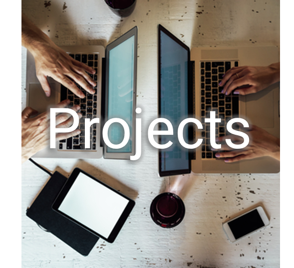 Do you have a project or idea? See how our project approach can help you.