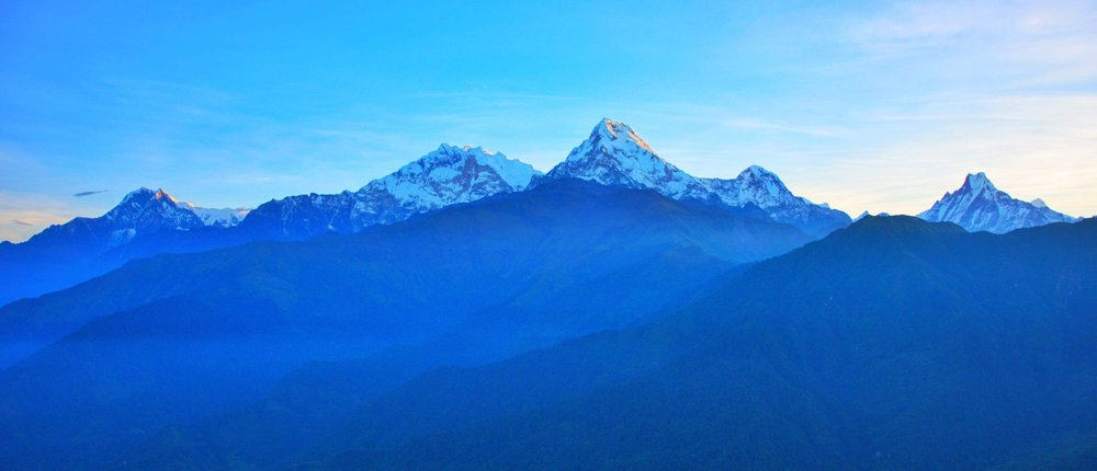 Journey to Annapurna Base Camp