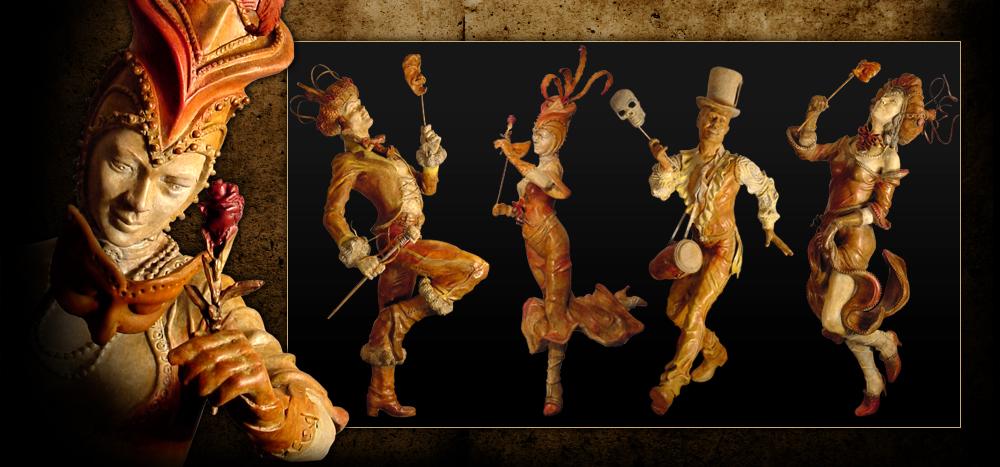 Carnival Mystique Series