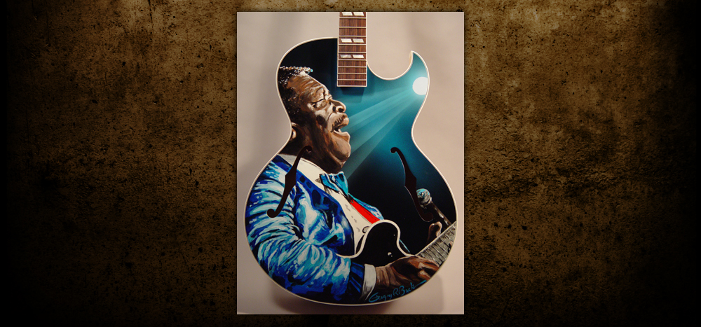 B.B. King Guitar