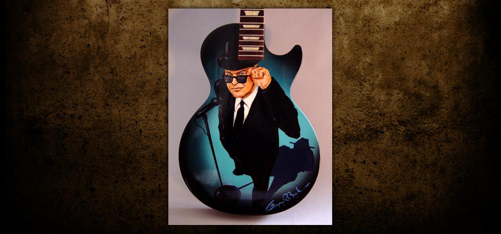 Elwood Guitar