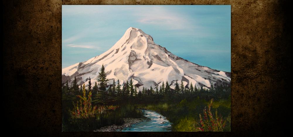 Mount Hood I