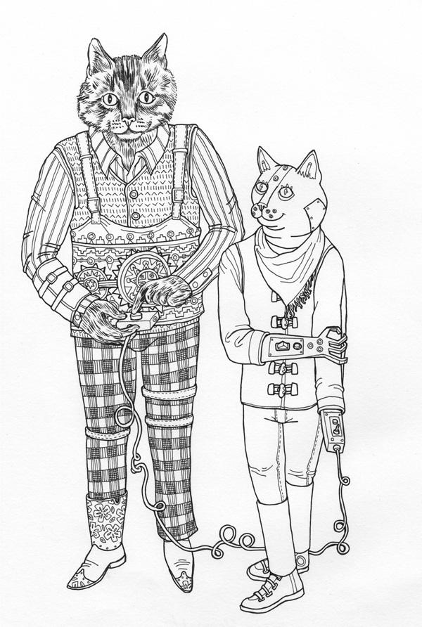 Cat Bots 2