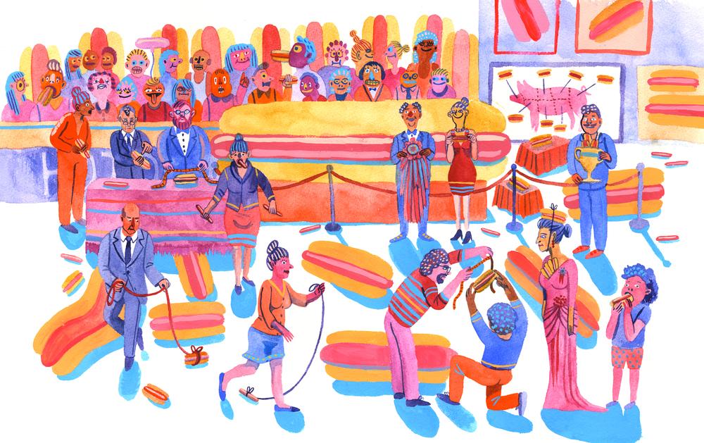 Hot Dog Show