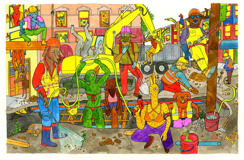 Street Construction 2
