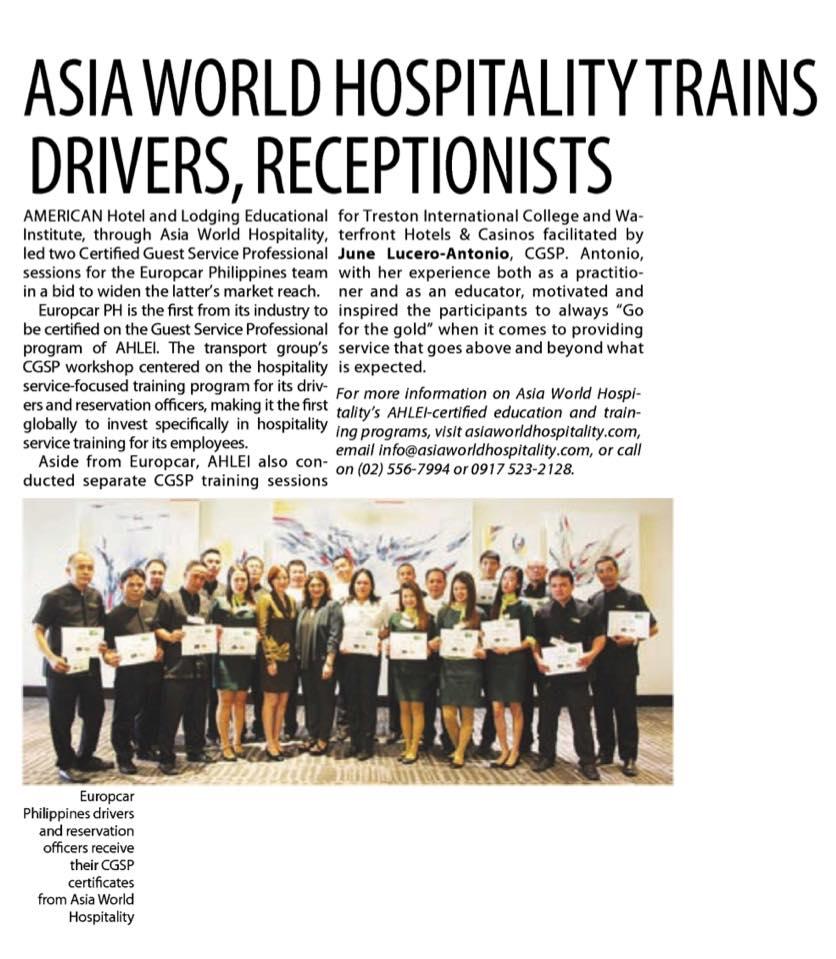 Manila Standard Today | November 5, 2017