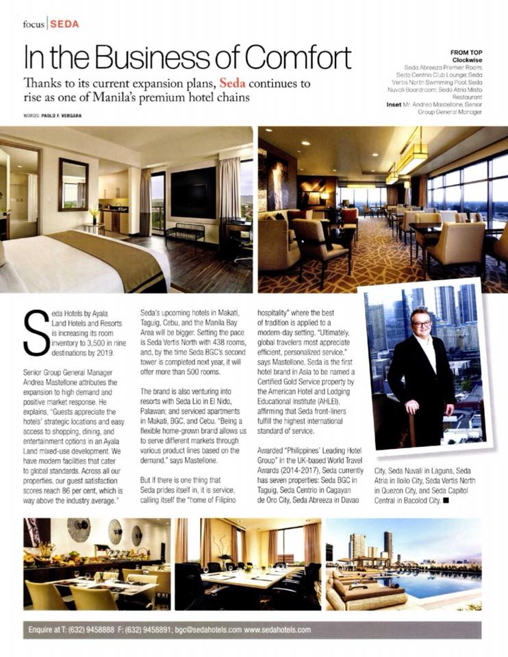 Philippine Tatler Traveller  November 22, 2017