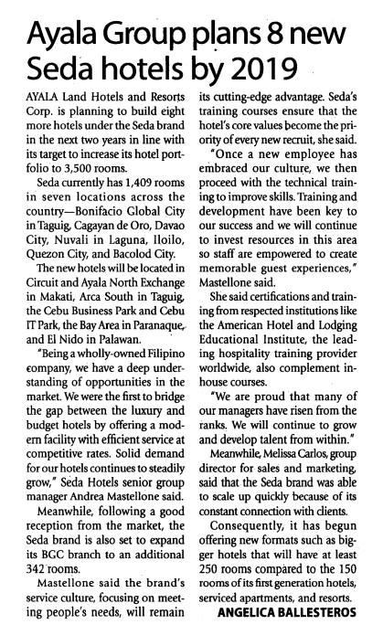 Manila Times December 30, 2017