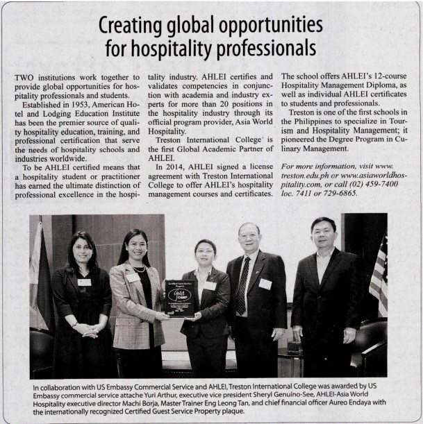 Manila Standard Today | November 17, 2018
