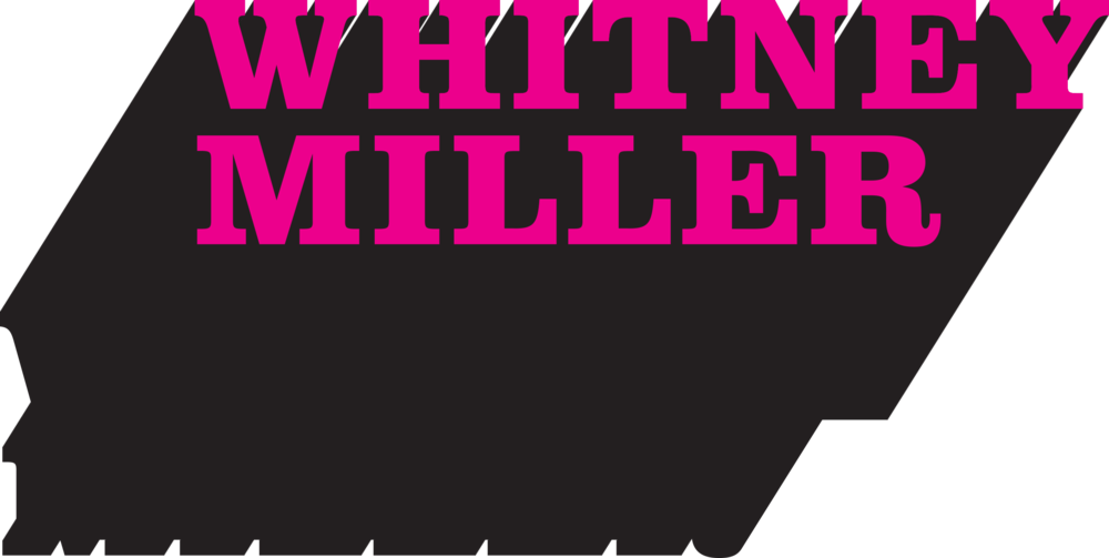 Whitney Miller's Graphic Design Portfolio