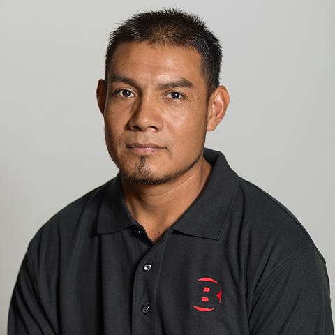 ELISEO PEREZ SANTIAGO   Foreman