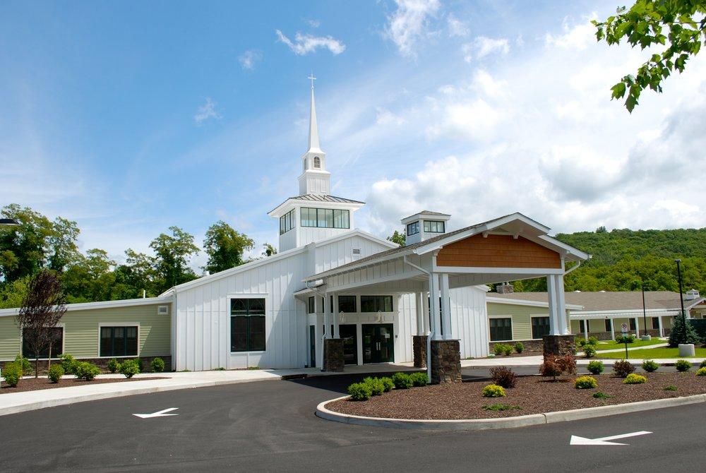 MISSION CHURCH,  Holmes