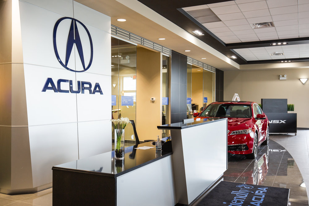 FRIENDLY ACURA OF MIDDLETOWN,  Middletown