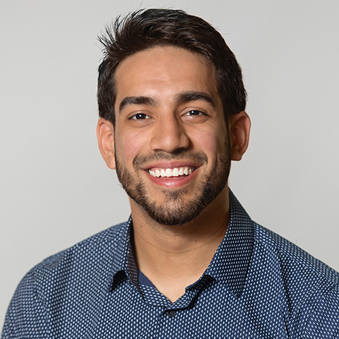 GABE MORALES   Assistant Project Manager