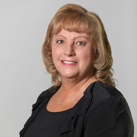 LINDA GORDINEER   Senior Office Manager