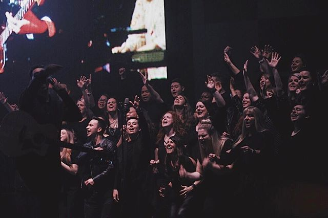 This Tuesday night in our North Campus Lobby we will be having our Vocal Class with our Worship Pastor, Alex DiMare! We believe everyone has the capacity to grow as we strive to strengthen our gifts together! We can't wait to see you all this Tuesday at 7pm!