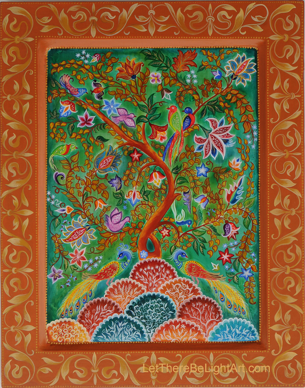 The Tree of Life - Paradise