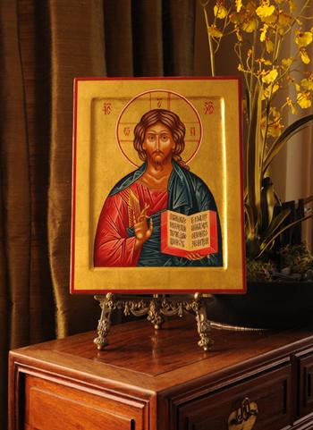 Icon Jesus Christ the Teacher