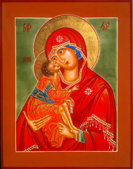 The Virgin and Child, Donskaya icon