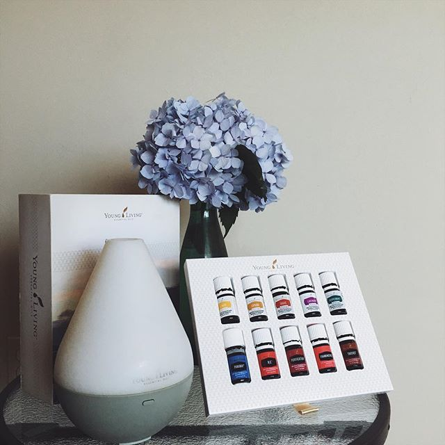 3 years.  THREE WHOLE YEARS since I bought this kit of 11 oils and a diffuser right here!  We still use every oil in this starter kit every single day! • Today: • Peppermint: in our car diffuser to keep Chris and myself energized and alert for this road trip! • Lemon: Used it to get sticky residue off some clothes. • Frankincense: under my tongue to keep me calm during this trip 🤣 • Lavender: to help the baby boy sleep. • Copaiba: for joint and muscle support! • DiGize: for our digestive systems because road trips wreak havoc on them 😬 • Purification: added to water and sprayed in the car because P-U • RC: on all of our chests because we've had some funky stuff going on with the temperature drop. • PanAway!  Because Chris and I have gotten a bit stiff with our legs cramped 😬 •  Thieves: IMMUNE SUPPORT!  We need a ton of this when we're frequenting different rest stops with who knows what kind of ick residing on surfaces 🤢 • Stress Away: helloooo it's all in the name!! But it's not just good for helping you stress less, it's also great for concentration 🙌🏻 • GOODNESS!  And those are just the ways we've used those oils TODAY on this trip!  We use them for even more things at home!  The Premium Starter Kit is the only kit from Young Living that's 50% off!  It's the best bang for your buck and the PERFECT thing to get right now to set yourself up right before fall and winter come!  Get yours HERE👉🏻bit.ly/audreylambert