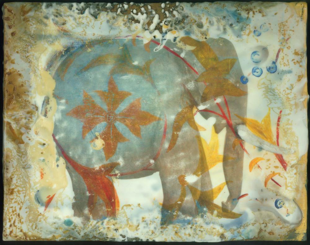 Prosperity Elephant, Variant
