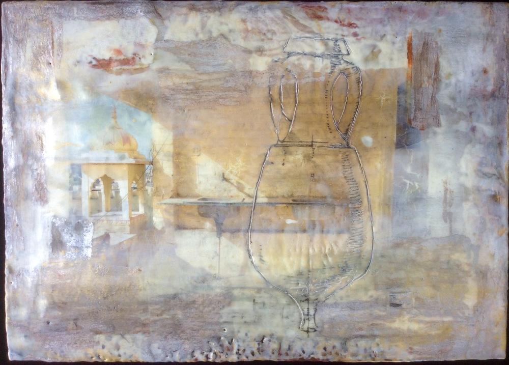 Amphora In The Sky