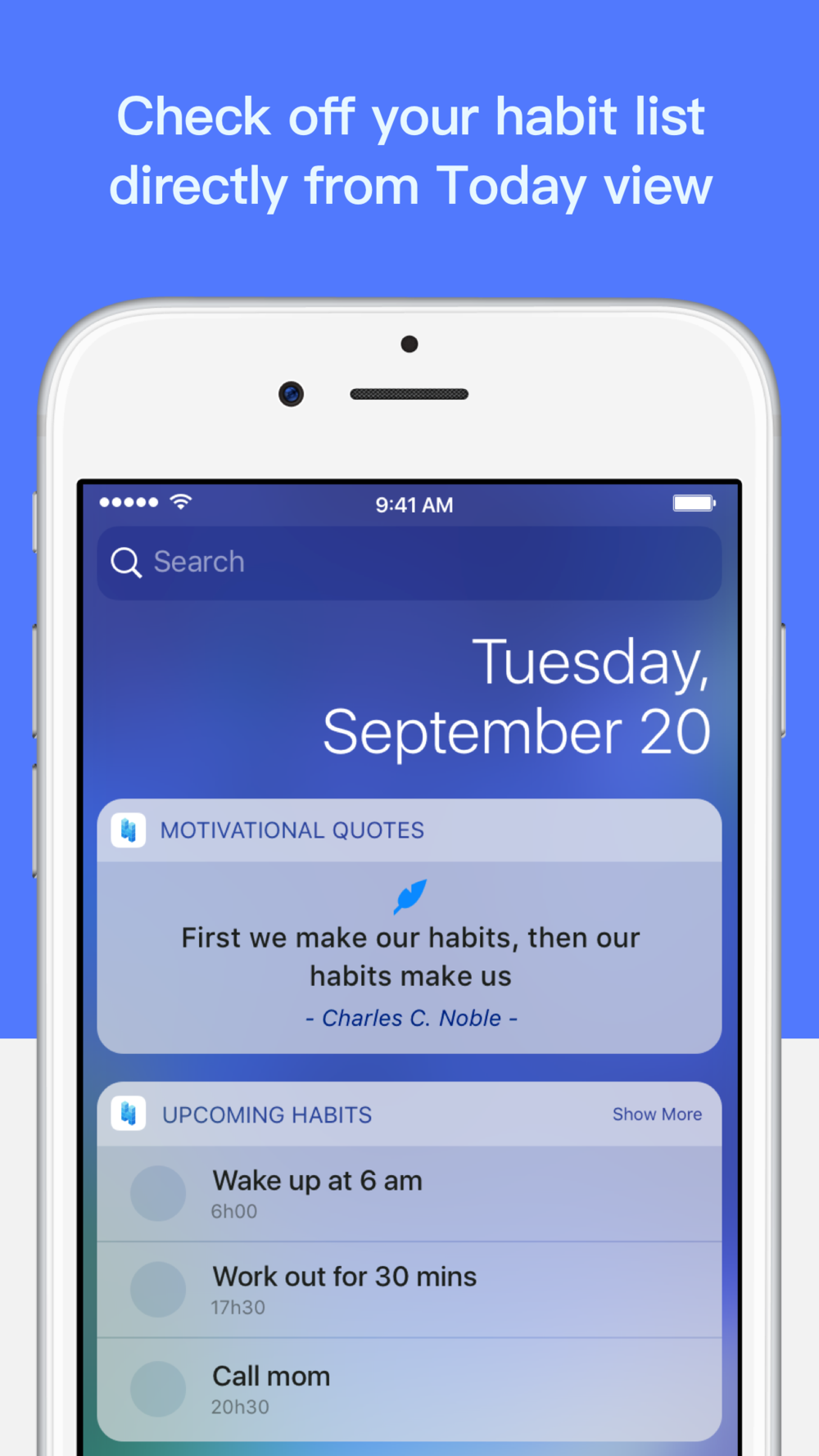 Screenshot - iPhone 6 Plus - Today widget.png