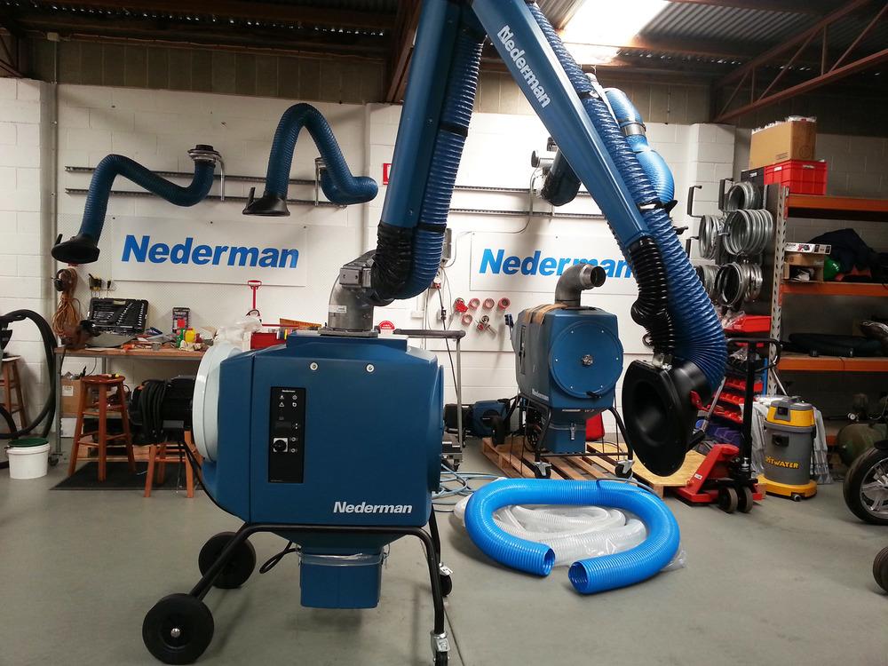 Nederman Generation 3 FilterBox