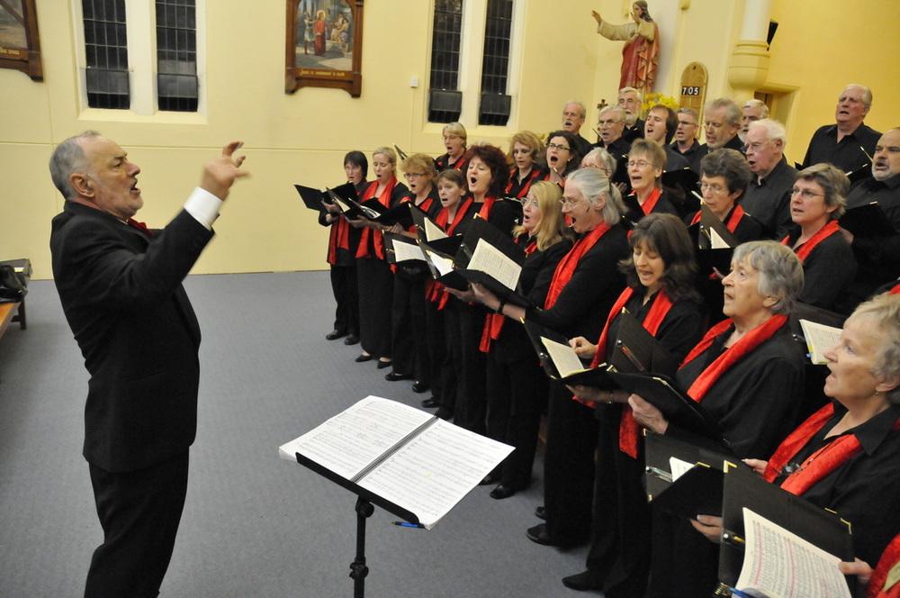 The Gisborne Singers  www.gisbornesingers.org.au
