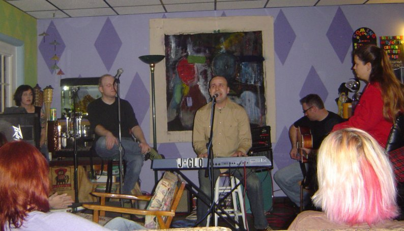 Jeremy Gloff and friends (2004)