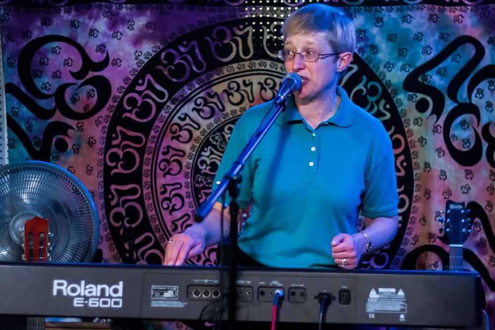 Keyboard Cathy