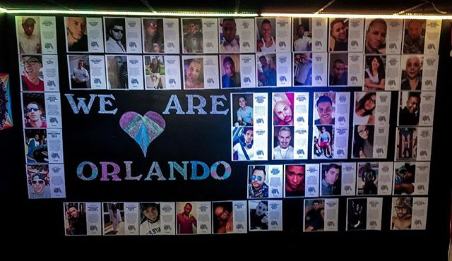 Come join us at our Memorial for Orlando.  #tonight 8pm.  #orlandoshooting #weareorlando #memorial #drewleinonen #tampa #sacredgroundstampa #lgbt #pulseorlando