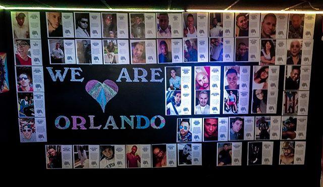 Come join us at our Memorial for Orlando.  #tonight 8pm.  #orlandoshooting #weareorlando #memorial #drewleinonen #tampa #sacredgroundstampa #lgbt #pulseorlando