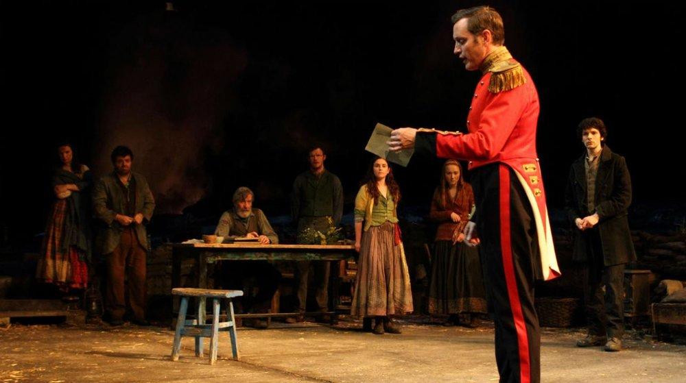 Translations, National Theatre, credit: Catherine Ashdown