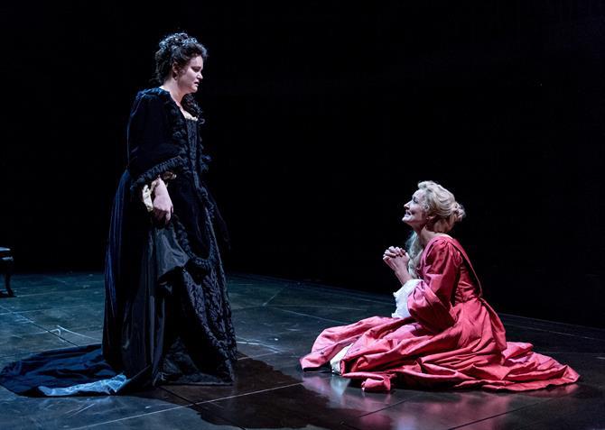 Queen Anne, Royal Theatre Haymarket, credit: