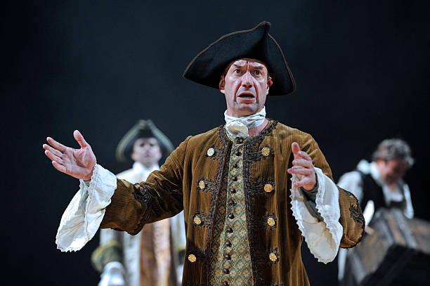 Caledonia, National Theatre Scotland, credit: Robbie Jack