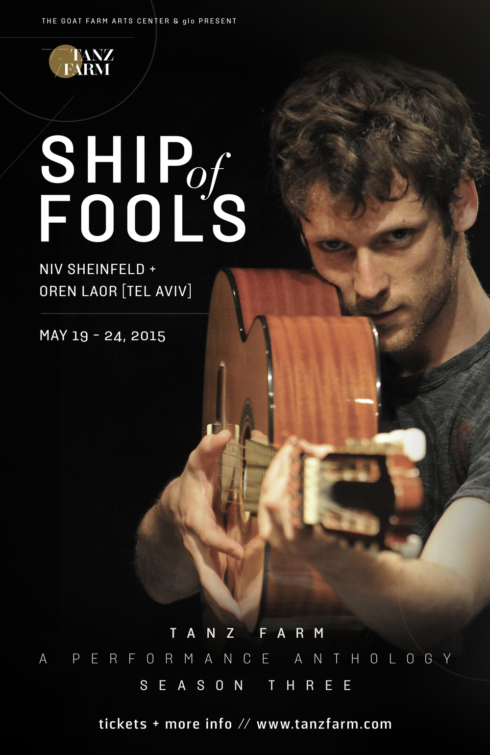 Ship of Fools :: Niv Sheinfeld & Oren Laor [TEL AVIV]